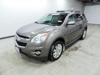 Options:  2010 Chevrolet Equinox Lt|Gray|3.0L V6 Sidi