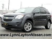 (Stk# 10-6424) One-owner 2010 Chevrolet Equinox LT: all