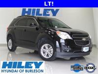2010 Chevy Equinox LT 2.4L 4-Cylinder FWD. Automatic.