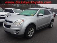 Options:  2010 Chevrolet Equinox Lt|Silver|This Vehicle