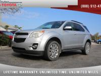 2010 Chevrolet Equinox LT V6, *** FLORIDA OWNED VEHICLE