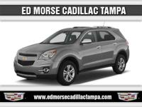 This 2010 Chevrolet Equinox LTZ is proudly offered by