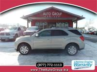 Options:  2010 Chevrolet Equinox Visit Auto Group