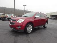 Just Reduced! 2010 Chevrolet Equinox 2.4L 4-Cylinder