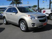 New Arrival! LOW MILES, This 2010 Chevrolet Equinox LTZ