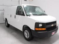 Van Cargo Chevrolet Express 2010, 2500HD. For more
