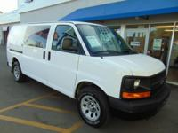 Options:  2010 Chevrolet Express Cargo Van|Vin: