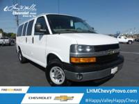 Check out this gently-used 2010 Chevrolet Express