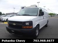 Clean Carfax-One Owner!!!! This van Is ready for