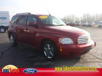 Exterior Color: red, Body: Wagon, Engine: 2.2L I4 16V