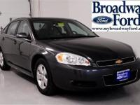 Come see this 2010 Chevrolet Impala LT. It has an