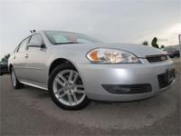 2010 Chevy Impala LTZ !! Silver Ice Metallic with Gray