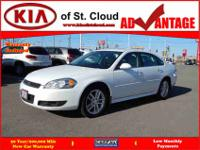 2010 CHEVROLET IMPALA LTZ, LTZ four DOOR SEDAN, 3.9L,