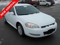 This accident totally free 2010 Chevrolet Impala LS is