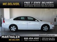 2010 Chevrolet Impala LS Preferred Equipment Group
