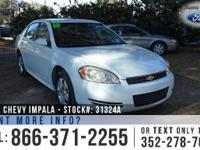 2010 Chevrolet Impala LS. Features: Steel Tires - Flex