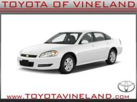 This 2010 Chevrolet Impala LS includes a dual climate