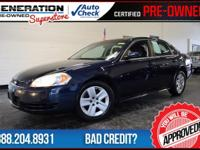 2010 Chevrolet Impala. Real Winner! Switch to