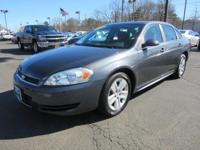 This 2010 Chevrolet Impala has been treated with kid