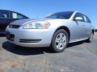 Options:  2010 Chevrolet Impala Ls 4Dr