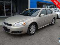 2010 Chevrolet Impala LT New Price! **LT Option Pkg**,