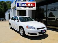 Options Included: N/A2010 Chevrolet Impala LT is one of