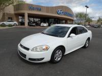 2010 Chevrolet Impala LT. Need an extra car for a young