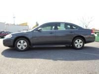 Year:2010 Make:Chevrolet Model:Impala Trim:LT