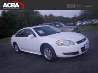 Used 2010 Chevrolet Impala, stk # 181128A, key features