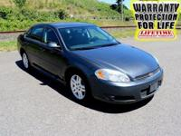 NICE CHOICE!!!  This 2010 Chevrolet Impala is here at