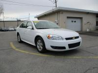 Options:  2010 Chevrolet Impala 4D Sedan