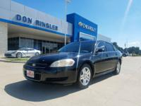 Flex Fuel! Nice car! This 2010 Impala is for Chevrolet