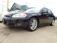 Options:  2010 Chevrolet Impala Ltz 4Dr