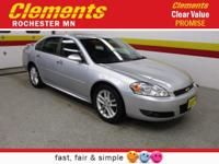 Options:  2010 Chevrolet Impala 4Dr Sdn Ltz|Roof -