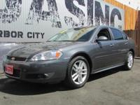 This 2010 Chevrolet Impala 4dr 4dr Sedan LTZ Sedan