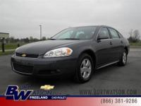 Come check out this Impala with Remote Start and side