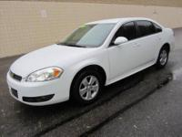 CHECK OUT THIS SUPER SPACIOUS 4dr 2011 CHEVY IMPALA LT