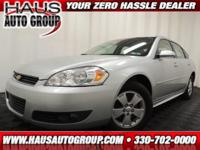 2010 Chevrolet Impala Sedan LT Our Location is: Haus
