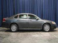 Clean Carfax Two Owner Sedan with Power Options!