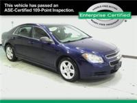 2010 Chevrolet Malibu 4dr Sdn LS w/1FL Our Location is: