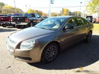 This 2010 Chevy Malibu LS is running strong and safe!