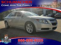Options:  2010 Chevrolet Malibu Ls| |Latch Child Safety