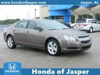 Options:  2010 Chevrolet Malibu 4Dr Sdn Ls W/1Ls|Front