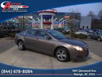 This is a 2010 Chevrolet Malibu LT 2LT, 4D Sedan,