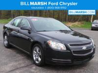 2010 Chevrolet Malibu LT, Very low miles, Blue tooth
