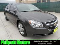 Options Included: N/A2010 Chevy Malibu, gray with gray