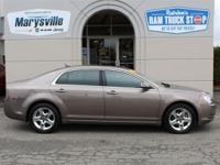 This 2010 Chevrolet Malibu LT Nicely Equipped Local