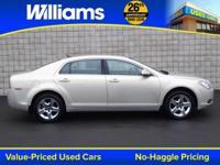 Options:  2010 Chevrolet Malibu Lt|Gold|Clean Vehicle