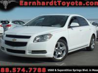 We are happy to offer you this 2010 Chevrolet Malibu LT
