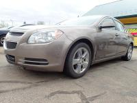 Options:  2010 Chevrolet Malibu Lt 4Dr Sedan